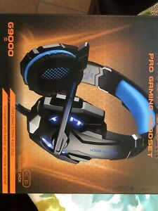 Gaming headset ps4 Xbox pc