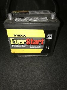 Car battery for sale only $40