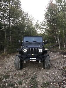 2005 Jeep LJ Unlimited Rubicon