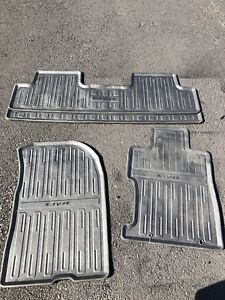 Honda Civic Si winter mats