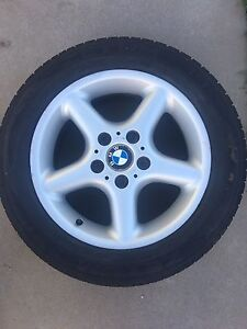 """Bmw e36 rims and tyres 16"""" Serpentine Serpentine Area Preview"""