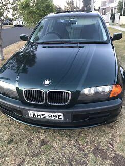 1999 BMW E46 318i