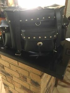 Motorbike Saddle Bag Redlynch Cairns City Preview