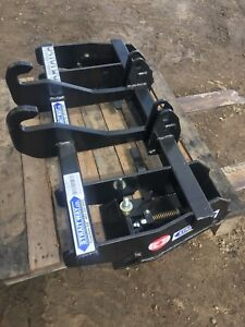 Telehandler Adapters to Skid Steer Attachments