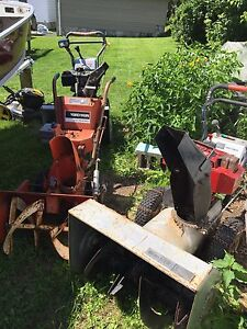 3 snow blowers for sale