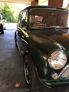1967 Morris Mini British Racing Green Canning Vale Canning Area Preview