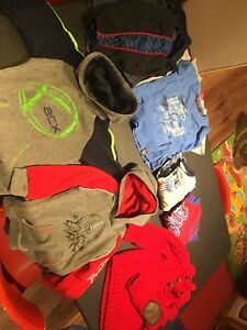 Lots of boys clothes 2T+