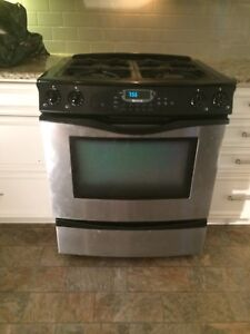Jenn-Air Gas Range and Oven, Used