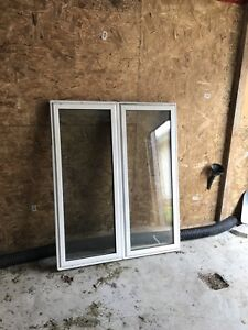 New Casement window