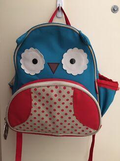 Skip Hop Back Pack and Lunch Bag