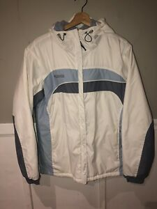 two women's columbia jackets!