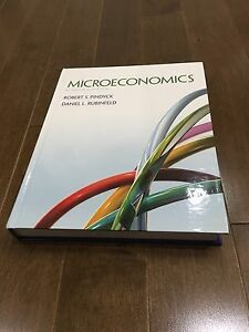 Microeconomics 8th edition Hardcover