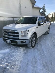 2016 Ford F-150 lariat super crew **Fully loaded**