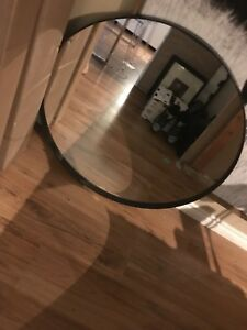 Ikea Flush mount circular mirror