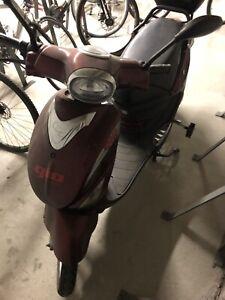 Gio 500W e-bike - electric scooter