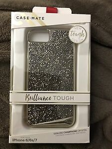 **Brand New Case Mate Brilliance Tough Case**