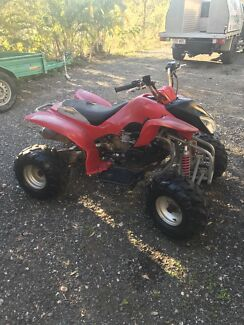Agtrac 150cc quad bike four stroke.