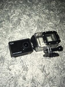 Active in action camera for Bmx, Scooter, and Skateboard etc.
