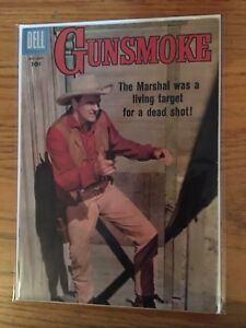 Gunsmoke comic #11 V.G.C.