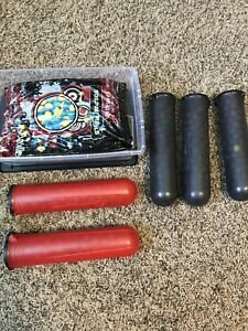 Paintball Pods with extra paintballs