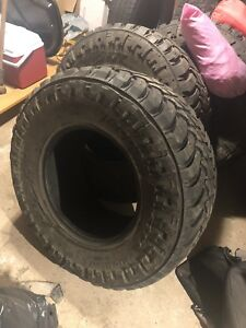35 inch mud tires
