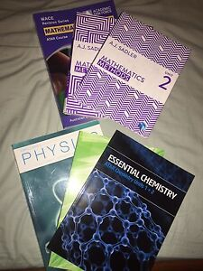 Year 11 text books... methods, chem, physics, pe studies Subiaco Subiaco Area Preview