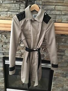 VERO MODA XS Jacket Trench Coat (Simons)