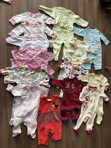 0-6m clothes for baby girls