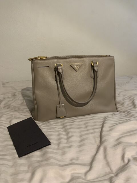 7396bdadb28e01 Prada Galleria tote Clay gray | Bags | Gumtree Australia Lane Cove ...