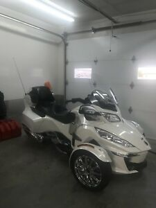 CanAm. Spyder. RT Limited