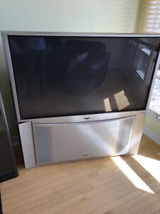 50 inches projection TV