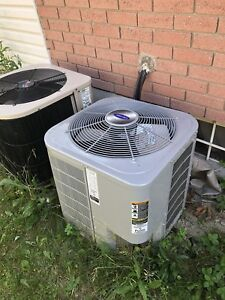 Carrier Air Conditioner, 16 seer.