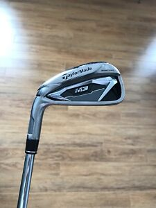 Taylormade m3 iron set left hand stiff