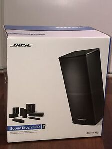Bose SoundTouch 520 - Home Theatre -BNIB Kingsford Eastern Suburbs Preview