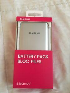 Chargeur portatif Samsung