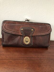 Coach Leather Legacy Wallet