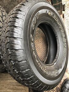 33 inch tires all terrain Load E LT 285 75 16