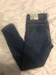 Top shop Leigh jeans size 28x32