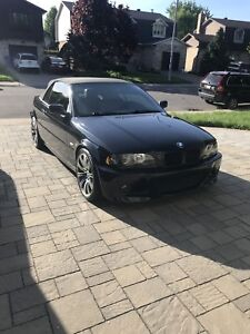2001 BMW 330 Ci convertible