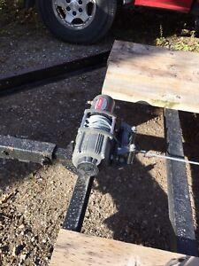 For sale 4000 lb atv winch