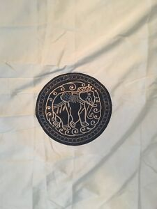 Double/Queen bed cover