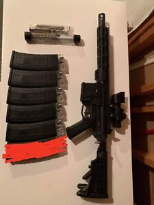 MCS 468 magfed paintball marker. $500
