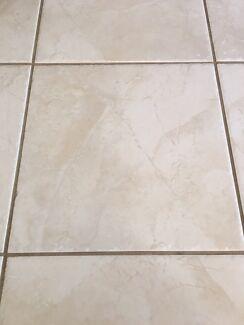 Wanted: WANTED 330x330 'Marmi Beige' floor tiles