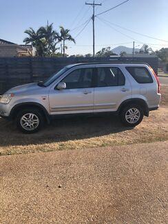 Honda CRV sports Rasmussen Townsville Surrounds Preview