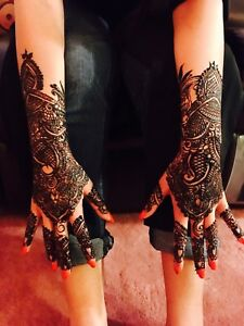 Henna Artist for all events! Contact today