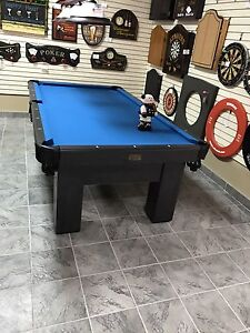Special Anniversary Pool Table By Canada Billiards