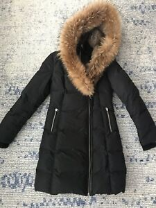 "Mackage ""Trish"" parka jacket. Size Small"