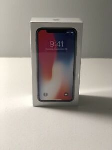 iPhone X - 256 GB Black **unlocked**