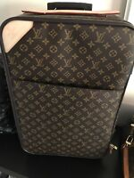 Louis Vuitton luggage carry on