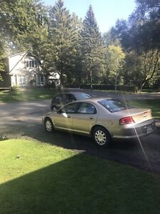 Chrysler sebring LX 4cyl